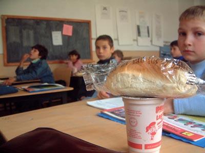 """Sincope în derularea programului """"Lapte şi Corn"""""""