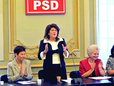 Rovana Plumb şi-a deschis la Ploieşti cabinet de europarlamentar