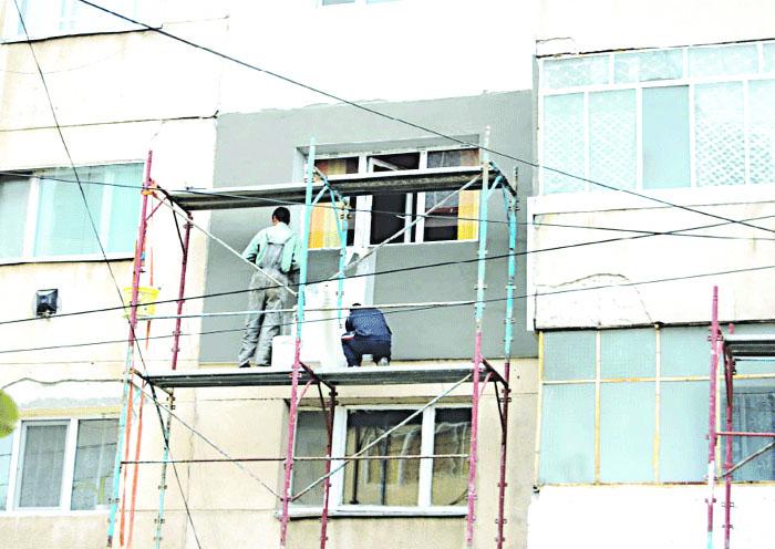 Au fost retrase sumele alocate pentru reabilitarea termică a blocurilor