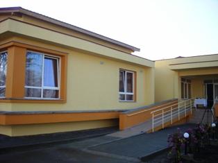Ialomiţa – A fost inaugurat noul pavilion din cadrul căminului pentru persoane vârstnice de la Balaciu