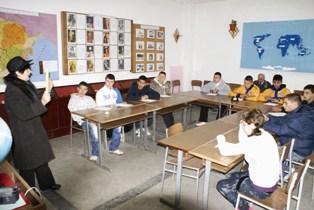 Activităţi de reintegrare socială la Centrul de Reeducare Găeşti