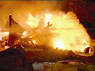 Incendiu în Pantelimon
