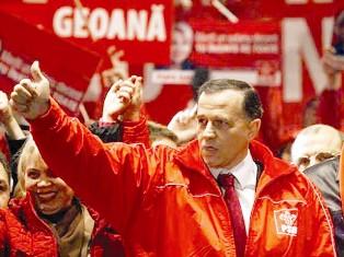 Giurgiuvenii l-au preferat pe Mircea Geoană la alegeri
