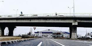Ilfov – Pasajul suprateran Pipera- Tunari a fost inaugurat