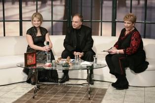 Ialomiţa – Teo Trandafir şi Simona Pătruleasa, la TV Sud Est