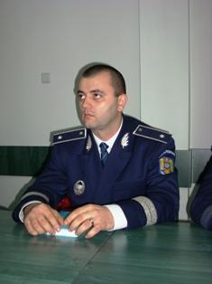 Noi comandanţi şi adjuncţi la câteva subunităţi de poliţie