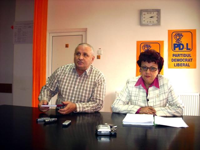 Liderul PD-L Ialomita, Cazacu Marinica, îl va da în judecata pe Alexandru Stoica, presedintele PSD Slobozia