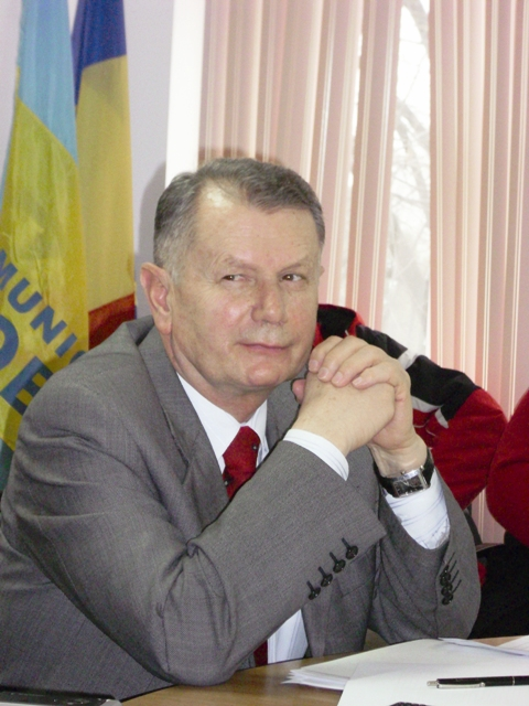 Ciuperca s-a proclamat presedintele PSD Ialomita