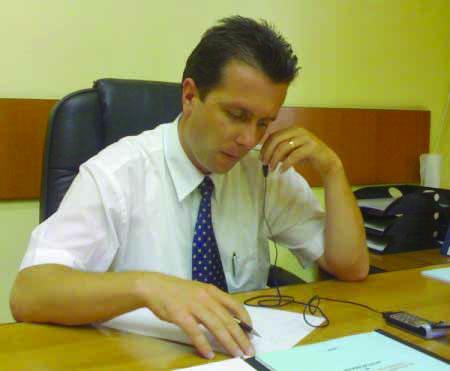 Infrastructura si sanatatea, prioritare pentru Consiliul Judetean