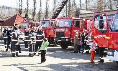 Giurgiu – Manifestări dedicate Zilei Protecţiei Civile