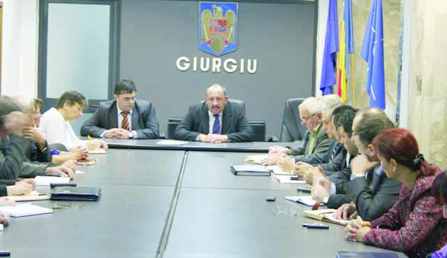 Giurgiu – Serviciile administrative din judet, eficientizate cu fonduri europene