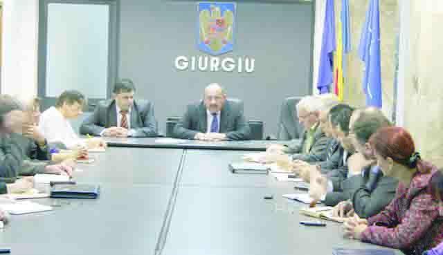 Giurgiu – Prefectura a atacat o hotărâre a Consiliului Judeţean