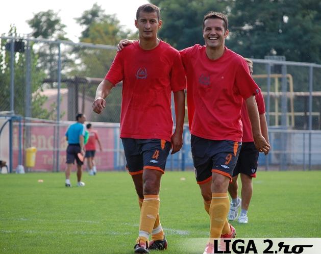 Balauru si Tomozei au parasit FC Snagov