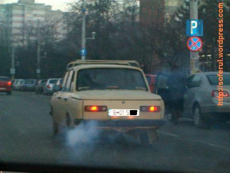 Poluare cu benzen in municipiul Ploiesti