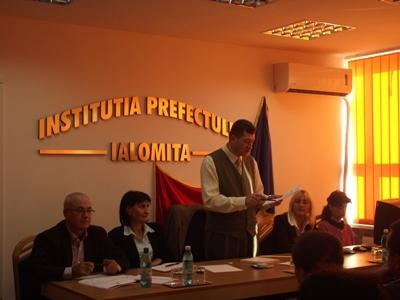 Din 2011, Institutia Prefectului va initia actiuni comune de control cu unele servicii publice deconcentrate