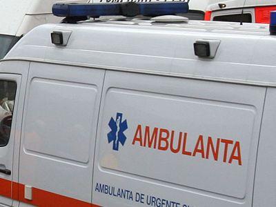 Calarasi – Un barbat a ajuns la spital in urma unui accident rutier
