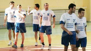 Calarasi – Sala Sporturilor, gazda in premiera a unui turneu international de handbal masculin