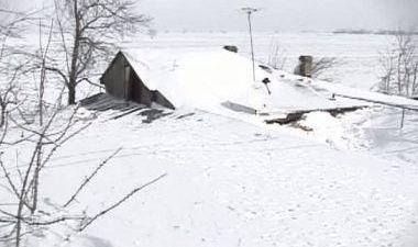 Buzau – Peste 2.000 de locuinte sunt in continuare sub nameti