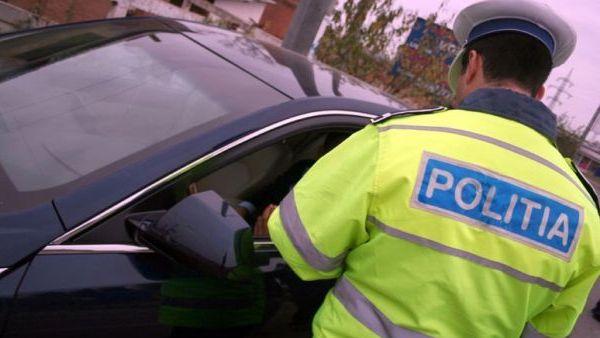 Dambovita – Autoturism furat in Spania, descoperit in trafic la Fieni