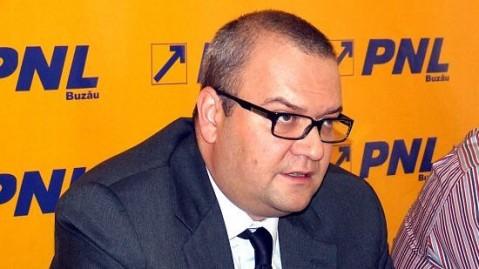 Buzau – George Scutaru (PNL): Presedintele trebuie sa tina cont ca in acest moment exista o noua majoritate