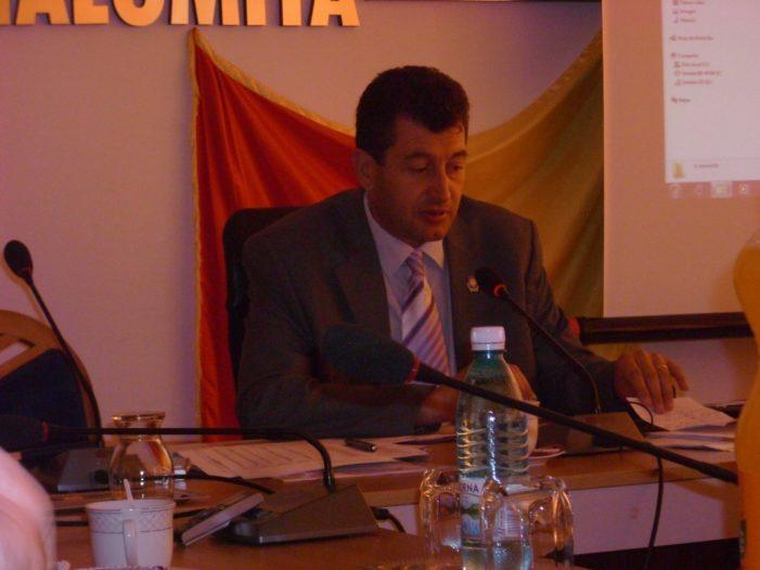 Prefectul judetului Ialomita va candida la functia de primar al municipiului Slobozia