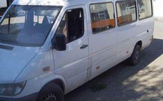 Buzau – Un adolescent a furat un microbuz de calatori din autogara