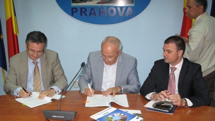 Prahova – Proiecte cu fonduri europene in valoare de peste 50 de milioane de lei, semnate la Ploiesti