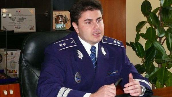 Dambovita – Conducerea IPJ este asigurata de comisarul de politie Ciocoiu Cornel Gabriel