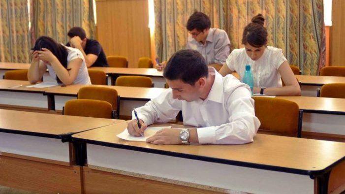 Prahova – Aproximativ 7.400 de elevi inscrisi la Bacalaureat; autoritatile estimau 10.000 de inscrieri