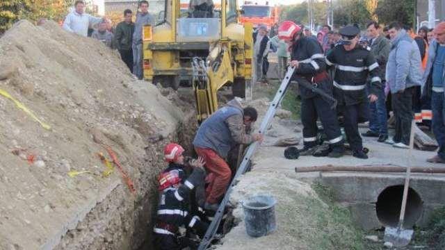Calarasi – Un barbat a fost surprins de un mal de pamant la Oltenita