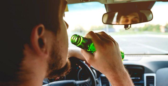 Fără alcool la volan!