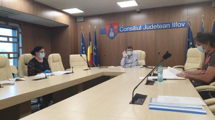 Un angajat al CJ Ilfov a fost confirmat pozitiv Covid19