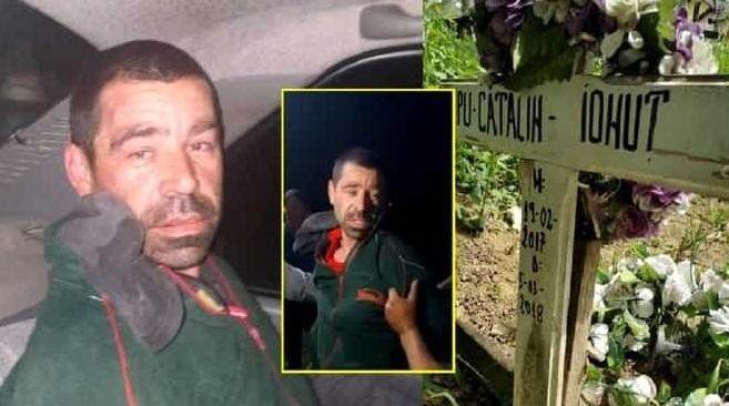 Drama deținutului de la Ploiesti evadat și prins de săteni: dormea pe mormântul copilului său care a murit la aproape doi ani