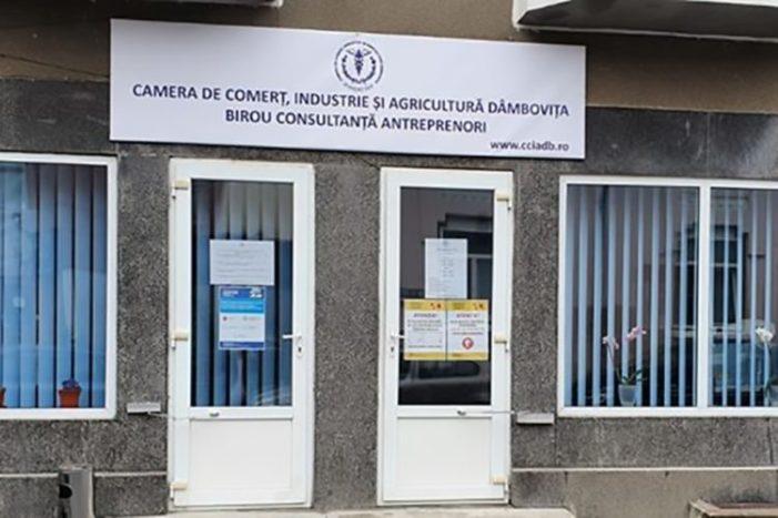 Camera de comerț Dâmbovița a redeschis Biroul de Consultanță Antreprenori
