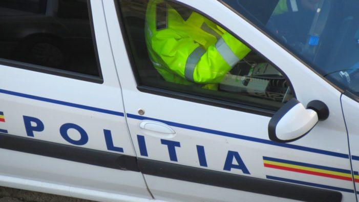 Identificat de polițiști după ce a provocat un accident și a fugit de la fața locului