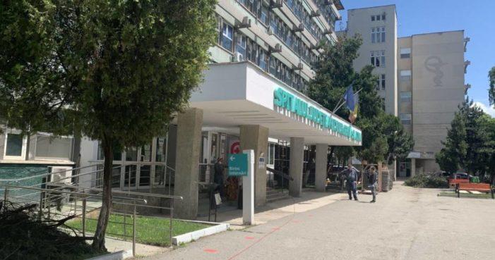 Patru pacienţi de la secţia de chirurgie plastică a SJU Slatina, testaţi pozitiv pentru COVID-19