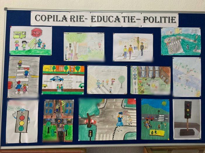 Copilărie-Educație-Poliție
