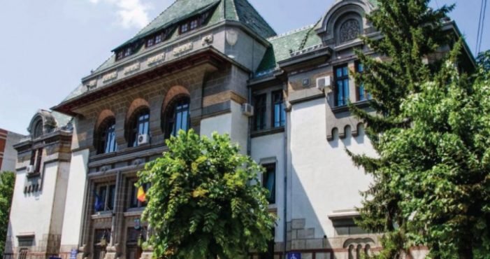 Un copiator a ars mocnit, creând mare panică la Tribunalul din Buzău
