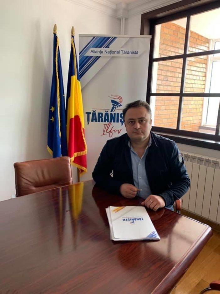 """Ciprian Burdușa: """"Sunt cu adevărat hotărât să lupt cu politicienii actuali care jefuiesc județul Ilfov!"""""""