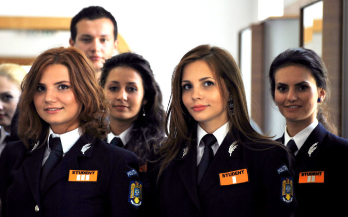 ISU Ialomiţa recrutează candidaţi pentru înscrierea la Academia de Poliţie