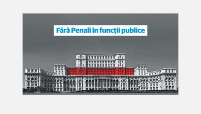 """Cum percep principalii oameni politici ilfoveni adoptarea inițiativei """"Fără penali în funcţii publice"""""""