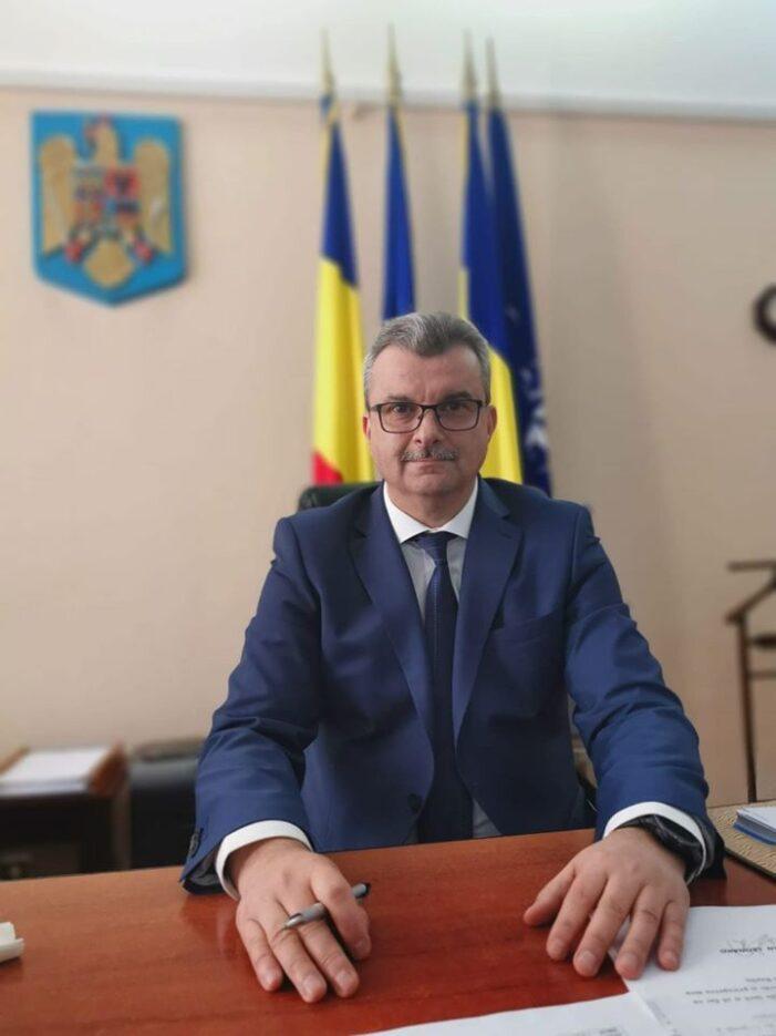Prefectul de Buzău, Leonard Dimian, are COVID-19