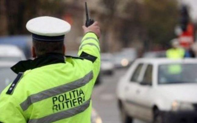 Un minor în vârstă de 17 ani a fost prins la volan în comuna Bărbuleşti