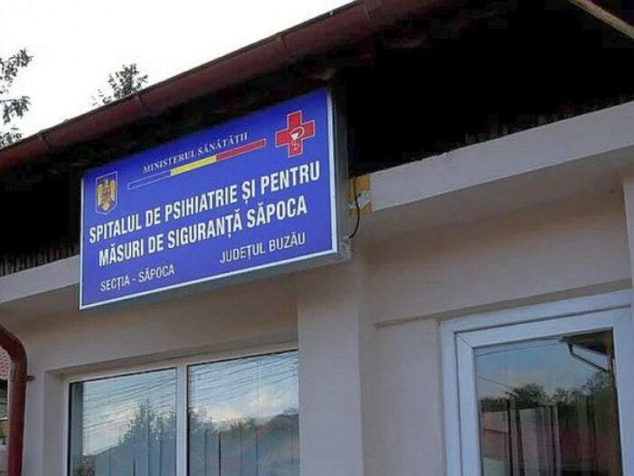 Un bărbat din Călăraşi a fost internat la Spitalul Săpoca pentru că a terorizat oraşul