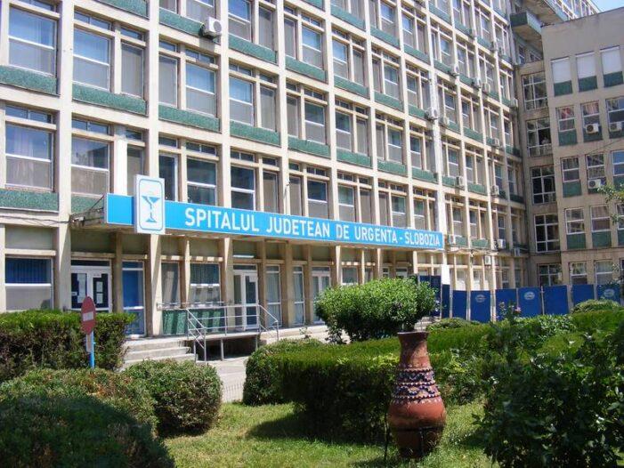 Ambulatoriul din cadrul Spitalului Judeţean de Urgenţă Slobozia se modernizează cu 13,7 milioane de lei