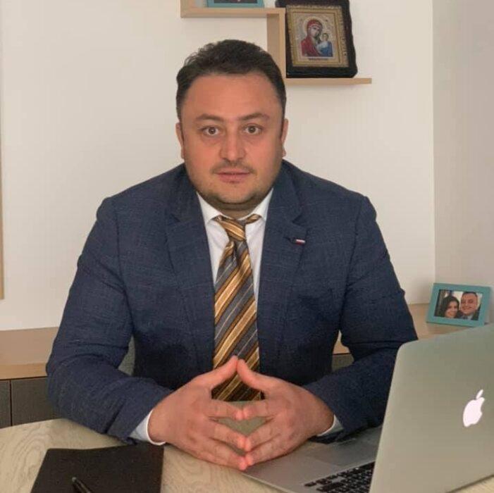 Mișcare surpriză în politica ilfoveană: Ciprian Burdușa și-a anunțat candidatura la Primăria Otopeni