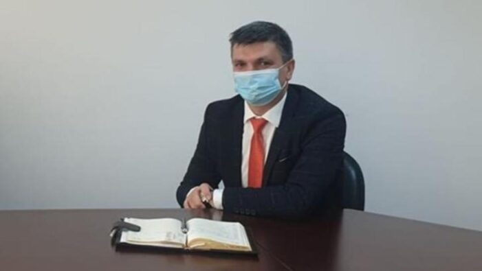 Prefectul județului Olt, vindecat de COVID, a donat sânge pentru prelevarea de plasmă