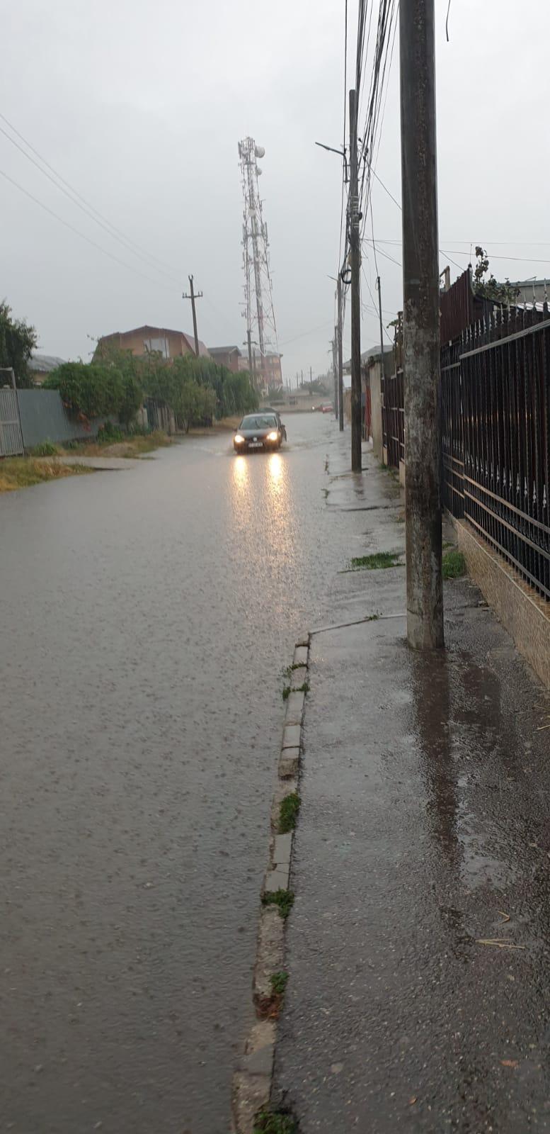 Inundatie Bragadiru (2)