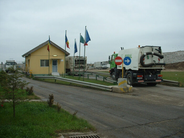 Depozitul Ecologic Vidra asigură autonomia Bucureştiului şi a judeţului Ilfov pentru tratarea, sortarea şi neutralizarea deşeurilor pentru următorii 20 de ani