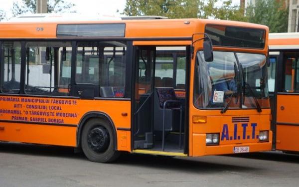 Dâmbovița: Mai multe curse de transport în comun au fost suspendate din cauza noile restricții impuse de Guvern